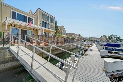Huntington Beach Condo/Townhouse For Sale: 3872 Montego Drive