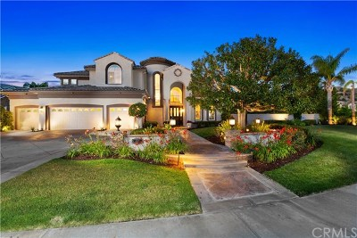 Yorba Linda Single Family Home For Sale: 3124 Gardenia Lane