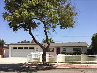 Anaheim Single Family Home For Sale: 3353 W Aida Lane