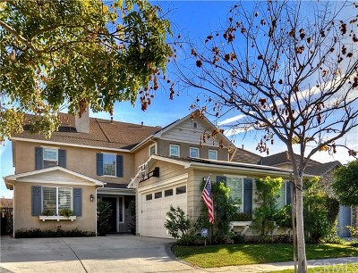 Ladera Ranch Single Family Home For Sale: 16 Ardennes Drive