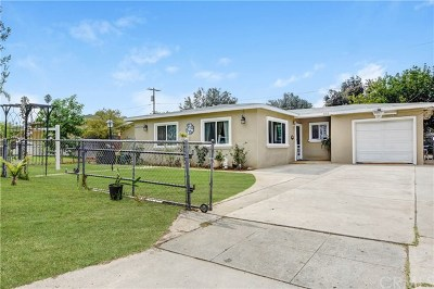 Riverside Single Family Home For Sale: 3190 David Street