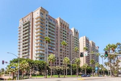 Long Beach Condo/Townhouse For Sale: 488 E Ocean Boulevard #708