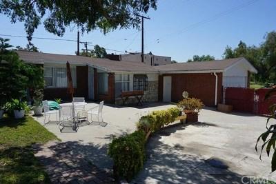 Long Beach Single Family Home For Sale: 1494 Temple Avenue