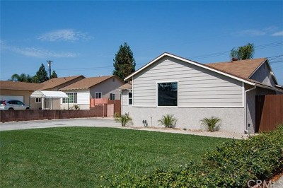 Hacienda Heights Single Family Home For Sale: 1521 Olympus Avenue
