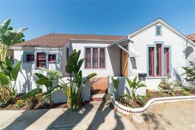 Anaheim Single Family Home For Sale: 515 S Citron Street