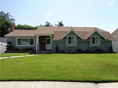 Whittier Single Family Home For Sale: 10106 Lindesmith Avenue