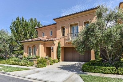 Irvine Single Family Home For Sale: 63 Chianti