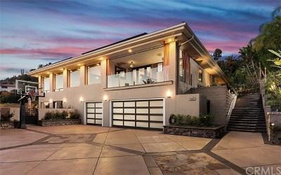 North Tustin Single Family Home For Sale: 10491 Ridgeway Drive