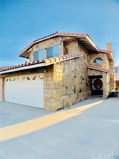 Moreno Valley Single Family Home For Sale: 11951 Wild Flax Lane