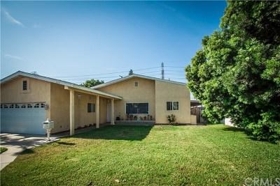 Long Beach Single Family Home For Sale: 269 E 69th Way