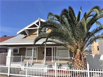 Long Beach Multi Family Home For Sale: 1725 E 7th Street