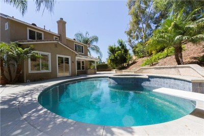 Rancho Santa Margarita Single Family Home For Sale: 5 Santa Maria