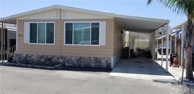 Huntington Beach Mobile Home For Sale: 80 Huntington Street