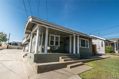 Whittier Multi Family Home For Sale: 12401 Dorland Street