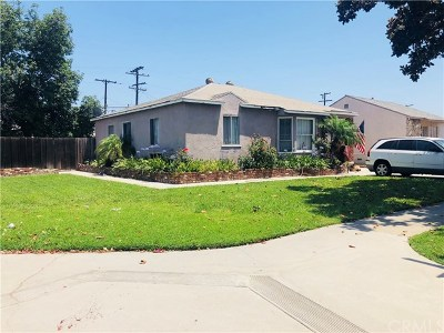 Long Beach Single Family Home For Sale: 4980 Pacific Avenue