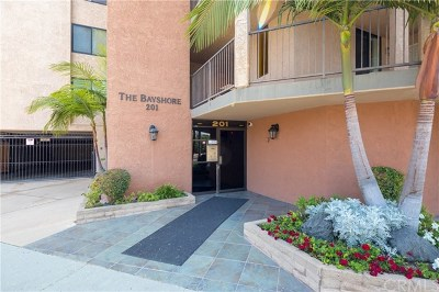 Long Beach Condo/Townhouse For Sale: 201 Bay Shore Avenue #210