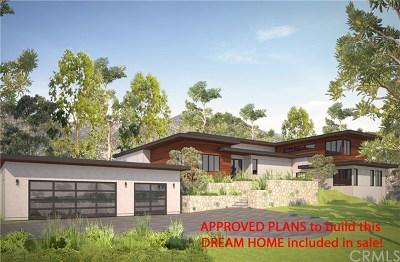 Burbank, Glendale, La Crescenta, Pasadena, Hollywood, Toluca Lake, Studio City, Alta Dena , Los Feliz Single Family Home For Sale: 5302 Cortolane Drive