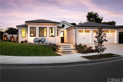 Corona del Mar Single Family Home For Sale: 1456 Key View