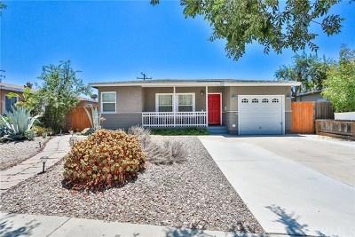 Fullerton Single Family Home For Sale: 1100 E Walnut Avenue