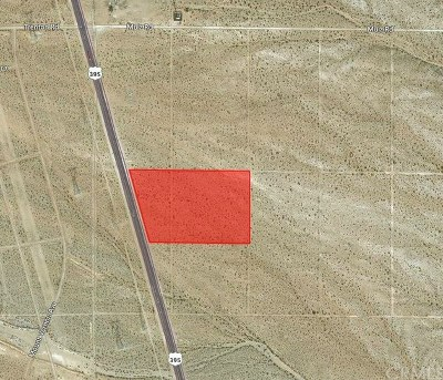 Adelanto Residential Lots & Land For Sale: Hwy 395