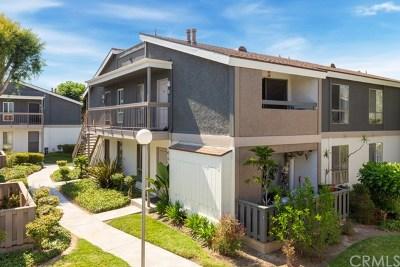 Santa Ana Condo/Townhouse For Sale: 2865 S Fairview Street #D