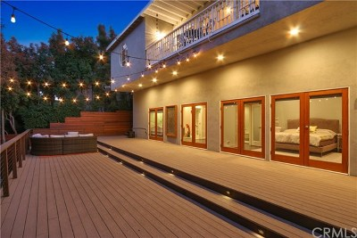 Los Angeles Single Family Home For Sale: 3366 Troy Drive