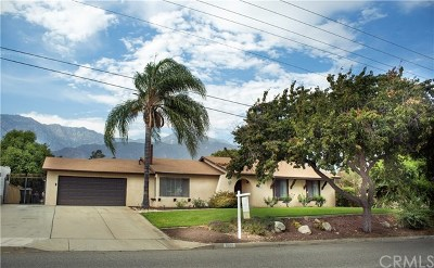 Rancho Cucamonga CA Single Family Home For Sale: $740,000