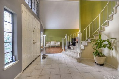 Fullerton Single Family Home For Sale: 2297 Ardemore Drive