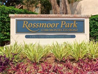 Seal Beach Condo/Townhouse For Sale: 12200 Montecito Road #B310