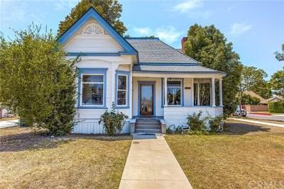 Orange Single Family Home For Sale: 406 S Glassell Street