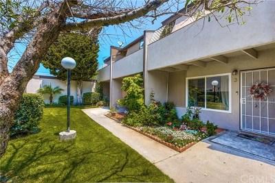 Santa Ana Condo/Townhouse For Sale: 521 S Lyon Street #3