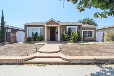 Lakewood CA Single Family Home For Sale: $669,900