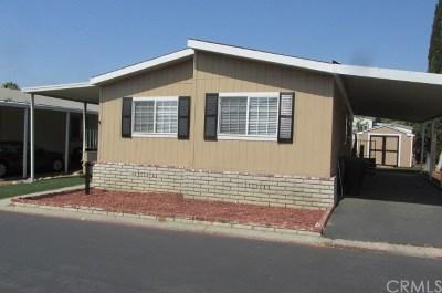 Anaheim Mobile Home For Sale: 5815 E La Palma Avenue