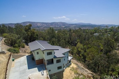 North Tustin Single Family Home For Sale: 2175 Lemon Heights Drive