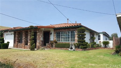 La Habra Single Family Home For Sale: 550 S Euclid Street
