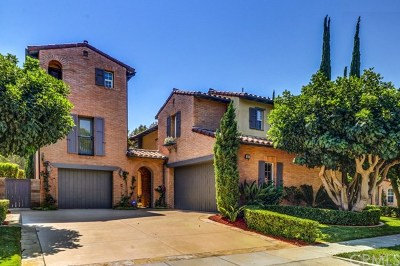 Irvine Single Family Home For Sale: 42 Woodcrest