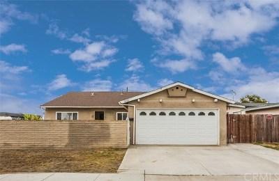 Garden Grove Single Family Home For Sale: 14971 Starboard Street