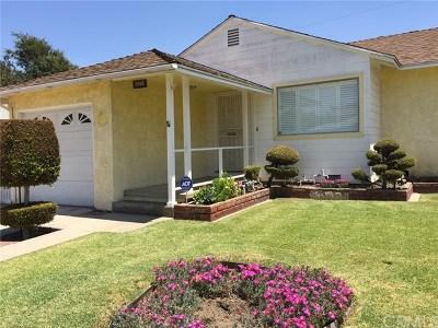 Pico Rivera Single Family Home For Sale: 7408 Bequette Avenue