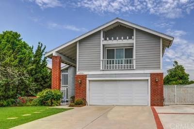 Fullerton Single Family Home For Sale: 3018 Heather Drive