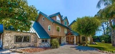La Habra Heights Single Family Home For Sale: 575 Reposado Drive