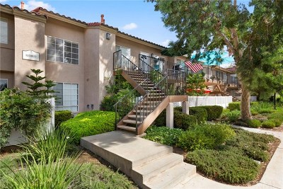 Rancho Santa Margarita Condo/Townhouse For Sale: 19 Redbud #120