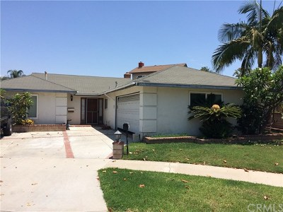Anaheim Single Family Home For Sale: 1066 S Dover Circle