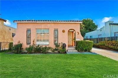 Lynwood Single Family Home For Sale: 11261 California Avenue