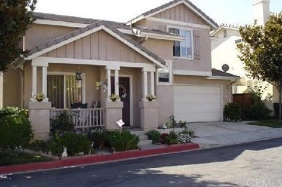 Pomona Single Family Home For Sale: 3441 Coral Way