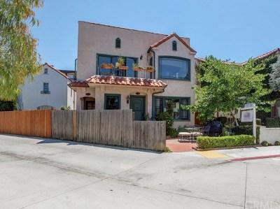 Belmont Shore (Bsd) Multi Family Home For Sale: 174 Prospect