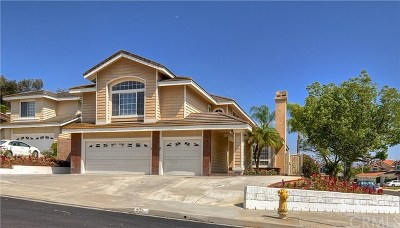 Chino Hills Single Family Home For Sale: 2407 Sweet Water Court
