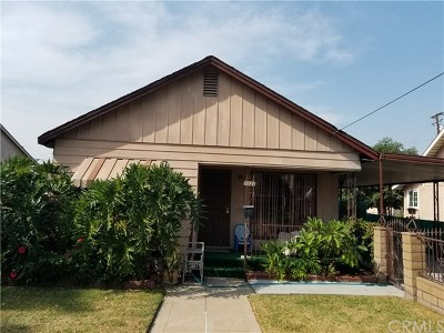 Los Angeles Single Family Home For Sale: 1031 S Bonnie Beach Place