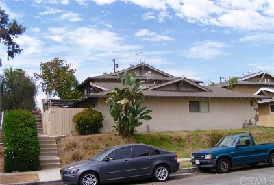 Fullerton Multi Family Home For Sale: 2655 Andover Avenue