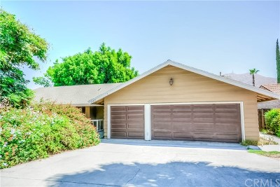 Riverside CA Single Family Home For Sale: $389,900