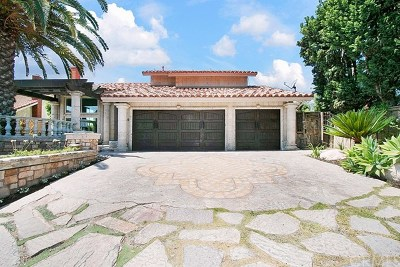 Single Family Home For Sale: 3031 Calle Juarez